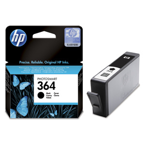 HP 364 black 7ml.