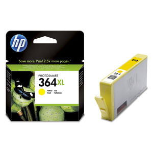 HP 364XL yellow 10ml.
