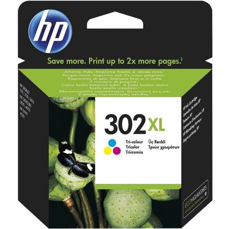 HP 302XL color, 8ml.