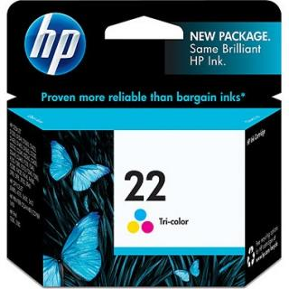 HP 22 color, 5 ml.