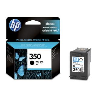 HP 350 black, 5 ml.