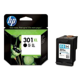 HP 301XL, black 8 ml.