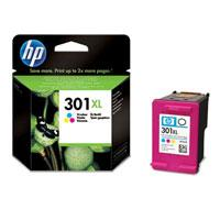 HP 301XL, color, 6 ml.