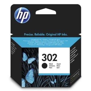 HP 302 black, 3,5ml.