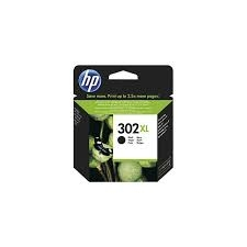HP 302XL black, 8ml.