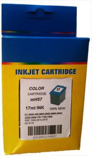 HP57 color, 17ml.