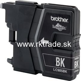Brother LC1240/LC1280, black, 29,6ml.